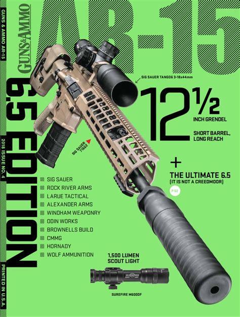 Guns Ammo Ar-15 Magazine 358