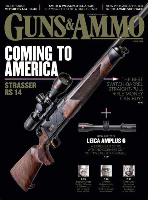 Guns Ammo Subscription
