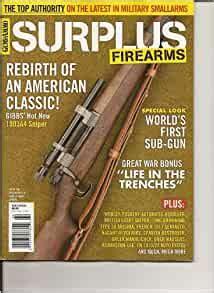 Guns Ammo Surplus Magazine