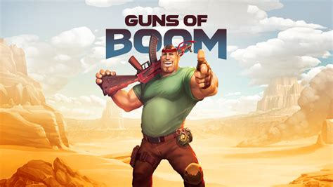 Guns Of Boom Best Rifle