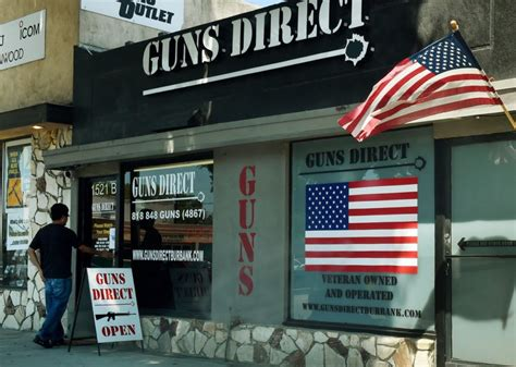 Gun-Store Guns Stores In Los Angeles Ca.