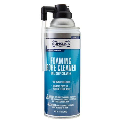 Gunslick Foaming Bore Cleaner Ebay