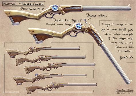 Gunsmith 5e Thunder Cannon