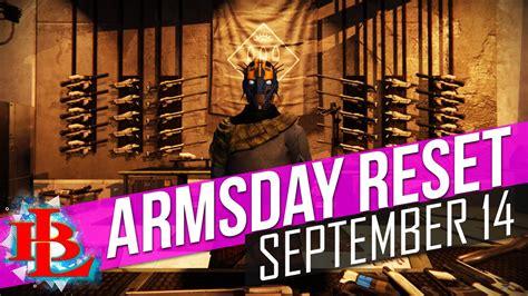 Gunsmith Armsday Orders This Week