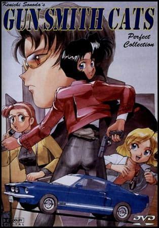 Gunsmith Cats Animelist