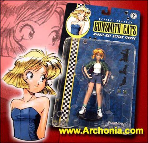 Gunsmith Cats Body Pillow