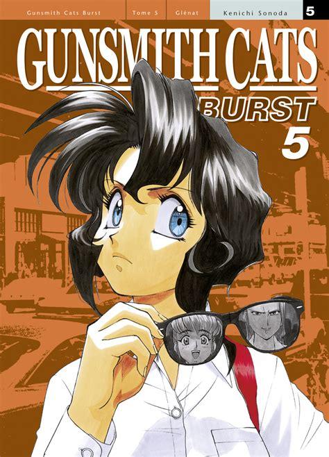 Gunsmith Cats Burst Manga Download