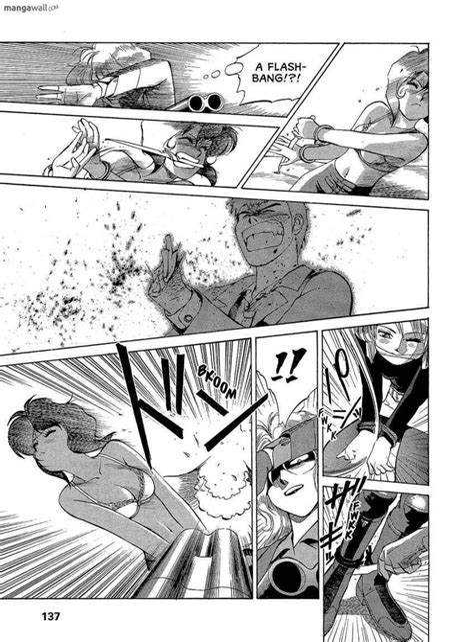 Gunsmith Cats Manga Sex Scenes