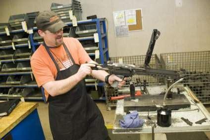 Gunsmith Job Wanted