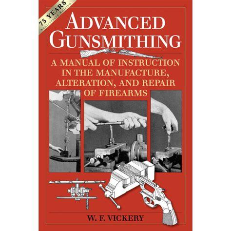 Gunsmith Manuals Pdf