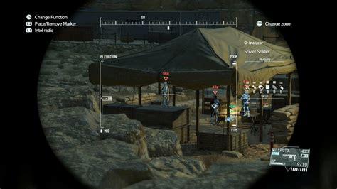 Gunsmith Metal Gear Solid V