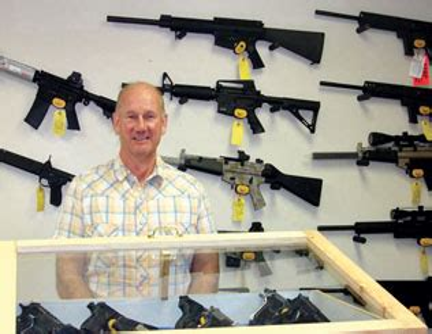 Gunsmith Owosso Michigan