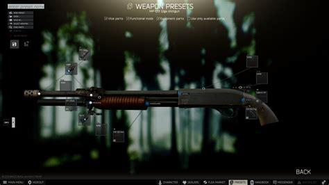 Gunsmith Part 1 Tarkov