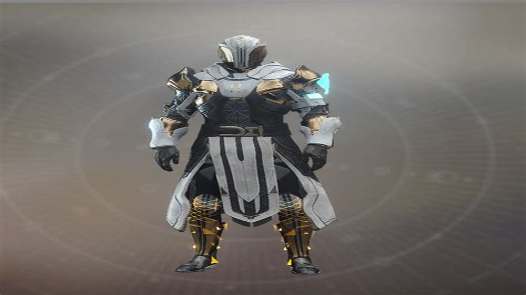 Gunsmith Rank 2 Warlock