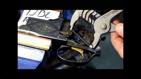 Gunsmith Rod Henrickson Double Shotgun Mainspring Compression Pliers