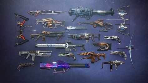 Gunsmith Tier Set Destiny 2