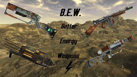Gunsmith Work On Energy Weapons Fallout 76