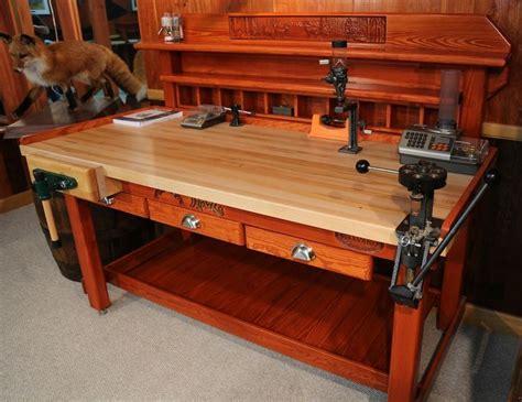 Gunsmith Workbench Height