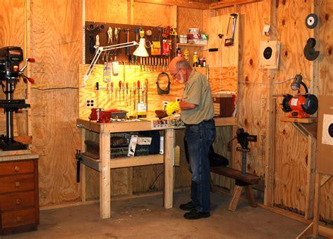 Gunsmithing Shop Pictures