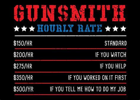 Gunsmithing Rates - Bar-Sto Precision Machine