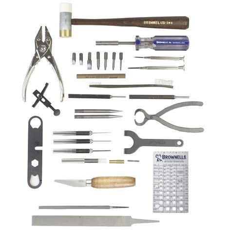 Gunsmithing Tool Kits General Gunsmith Tools At Brownells