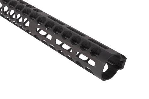 Guntec Usa 15 Air Lite Handguard M Lok Black