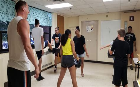 Gwpd Self Defense Class