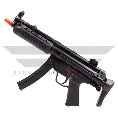 H K Mp5a5 Full Metal Airsoft Aeg Rifle By Umarex