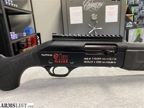 H K Shotgun For Sale