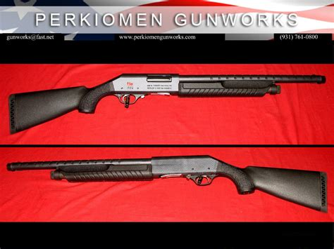 H K Tactical Shotgun