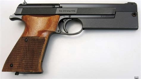 H Mmerli Cal 22 Long Rifle