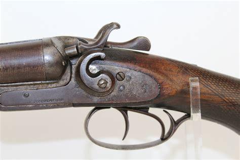 H Piper Double Barrel Shotgun