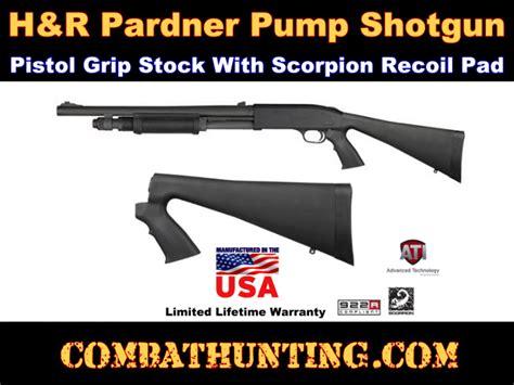 H R 12ga Pump Shotgun Parts