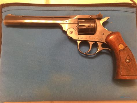 H R 9 Shot Long Rifle Pistol Serial 1068