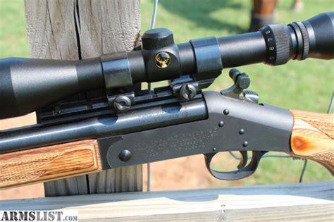 H R Handi Rifle 357 Magnum Review