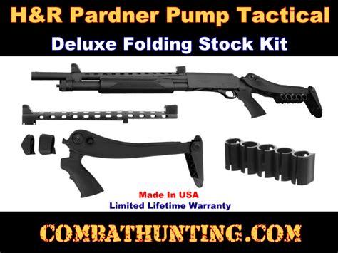 H R Pardner Pump Shotgun Accessories