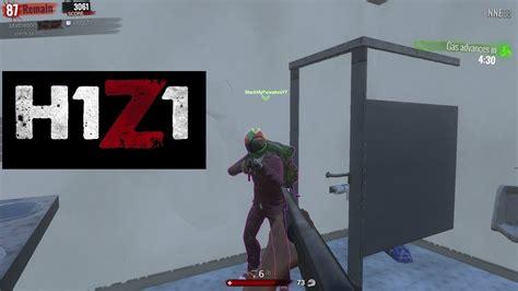 H1z1 First Person Shotgun