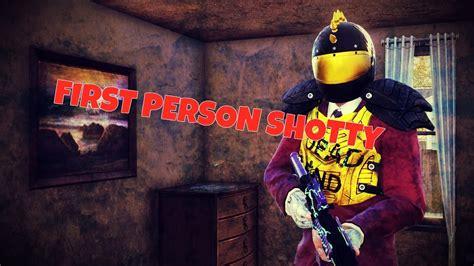 H1z1 First Person Shotgun Reticle