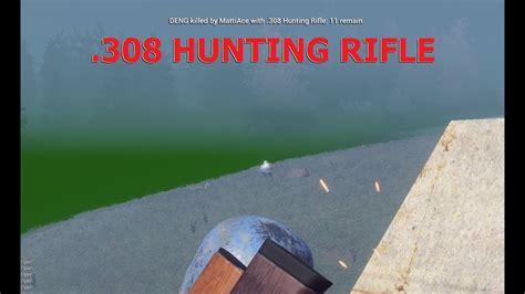H1z1 Hunting Rifle Battle Royale