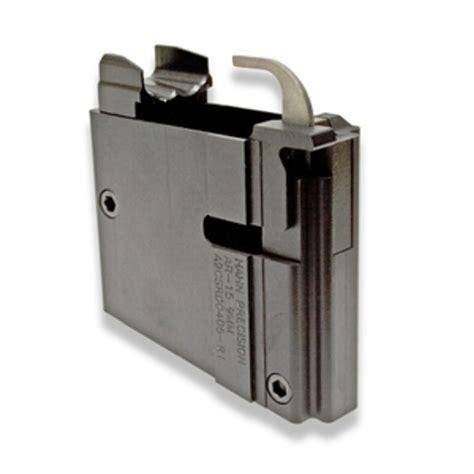 Hahn Precision Dedicated 9mm MagWell Block - 9mmAR