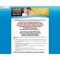 Compare hair loss black book hot new product untapped cb niche!