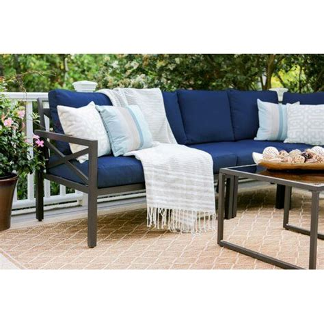 Hallie 5 Piece Sectional Set with Cushions