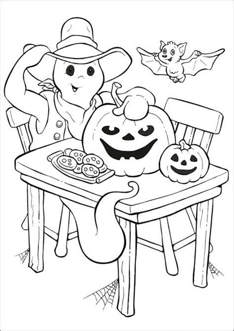 Halloween Malvorlagen Kostenlos Ausdrucken Chip
