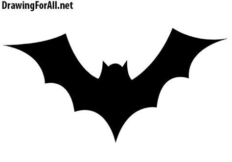 Halloween bat drawings Image