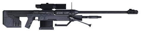 Halo 3 Sniper Rifle Weapon Down