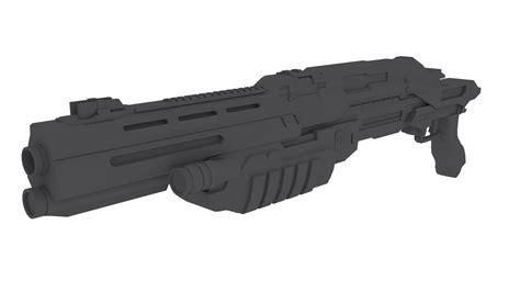 Halo 4 Shotgun