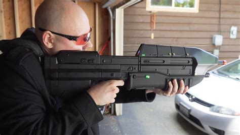 Halo Assault Rifle Real Gun