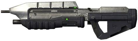Halo Assault Rifle Tranparent