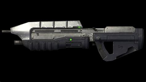 Halo Combat Evolved Assault Rifle Sound