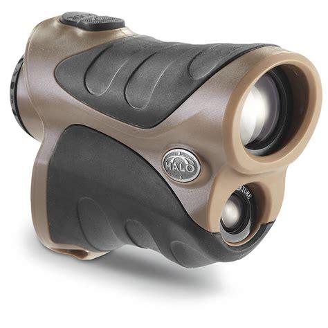Halo Laser Rangefinder